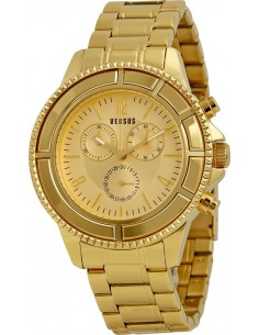 Chic Time | Montre Femme Versus by Versace SGN020013 Or  | Prix : 379,00 €