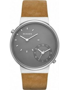Chic Time | Montre Homme Skagen Ancher SKW6190 Marron  | Prix : 151,20 €