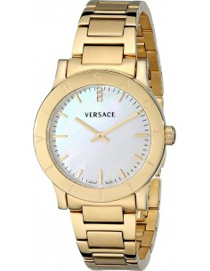Chic Time | Montre Femme Versace VQA050000 Or  | Prix : 4,039.00