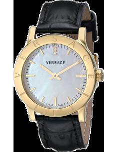 Chic Time | Montre Femme Versace VQA020000 Noir  | Prix : 1,869.00