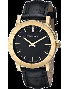 Chic Time | Montre Femme Versace VQA030000 Noir  | Prix : 1,869.00