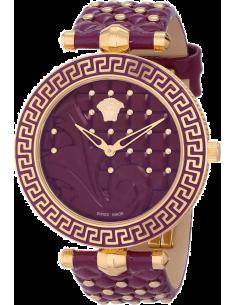 Chic Time | Montre Femme Versace VK7120014 Violet  | Prix : 1,869.00