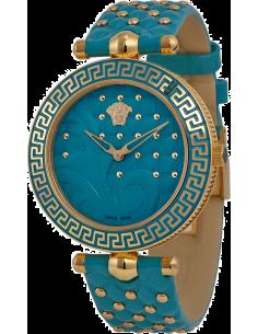 Chic Time | Montre Femme Versace VK7130014 Bleu  | Prix : 1,869.00
