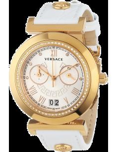 Chic Time | Montre Femme Versace VA9070013 Blanc  | Prix : 5,389.00