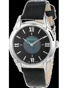 Chic Time | Montre Femme Versace VFF010013 Noir  | Prix : 1,519.00