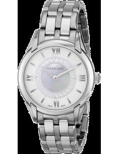 Chic Time | Montre Femme Versace VFF030013 Argent  | Prix : 1,979.00