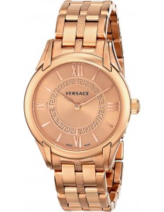 Chic Time | Montre Femme Versace VFF040013 Or Rose  | Prix : 2,599.00