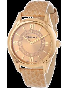 Chic Time | Montre Femme Versace VFF020013 Beige  | Prix : 1,979.00