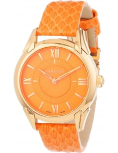 Chic Time | Montre Femme Versace VFF060013 Orange  | Prix : 1,979.00