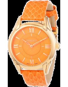 Chic Time | Montre Femme Versace VFF060013 Orange  | Prix : 1,979.00