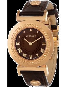 Chic Time | Montre Femme Versace P5Q80D598S497 Marron  | Prix : 1,209.00