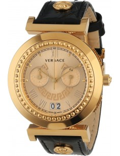 Chic Time   Montre Femme Versace VA9050013 Noir    Prix : 1,709.00