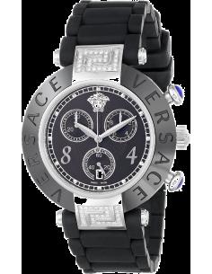 Chic Time | Montre Femme Versace Reve 92CCS91D008S009 Noir  | Prix : 3,499.00