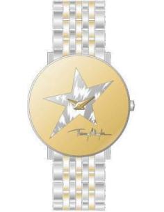 Chic Time | Montre Femme Thierry Mugler 4721308 Argent  | Prix : 129,00€