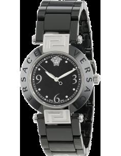 Chic Time | Montre Femme Versace Reve 92QCS9D008SC09 Noir  | Prix : 1,539.00