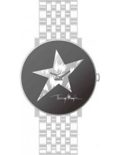 Chic Time | Montre Femme Thierry Mugler 4721306 Argent  | Prix : 119,00 €
