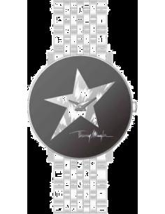 Chic Time | Montre Femme Thierry Mugler 4721306 Argent  | Prix : 119,00€