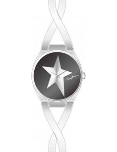 Chic Time | Montre Femme Thierry Mugler 4722604 Argent  | Prix : 99,90€