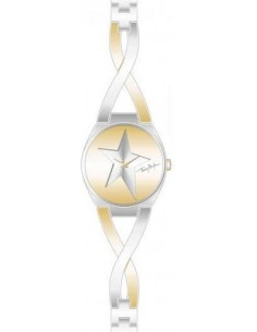 Chic Time | Montre Femme Thierry Mugler 4722606 Argent  | Prix : 110,00€