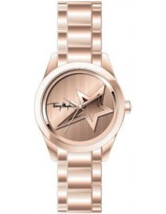 Chic Time | Montre Femme Thierry Mugler 4708143 Or Rose  | Prix : 159,00 €