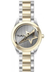 Chic Time | Montre Femme Thierry Mugler 4708144 Or  | Prix : 159,00 €