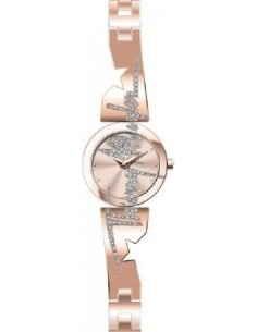 Chic Time | Montre Femme Thierry Mugler 4721104 Or Rose  | Prix : 129,00 €