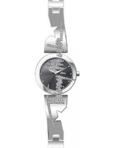 Chic Time | Montre Femme Thierry Mugler 4721103 Argent  | Prix : 119,00 €
