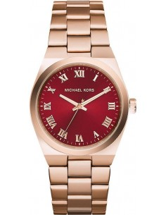Chic Time | Montre Femme Michael Kors Channing MK6090 Or Rose  | Prix : 211,65 €