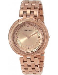 Chic Time | Montre Femme Versace VA7050013 Or Rose  | Prix : 1,709.00