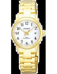 Chic Time | Montre Femme Pulsar PH7144X1 Or  | Prix : 49,50€