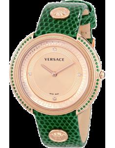 Chic Time | Montre Femme Versace VA7090014 Vert  | Prix : 2,969.00