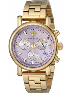 Chic Time | Montre Femme Versace VLB100014 Or  | Prix : 2,409.00