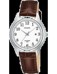 Chic Time | Montre Femme Pulsar PH7187X1 Marron  | Prix : 139,00€
