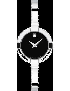 Chic Time | Montre Femme Movado 0606595 Argent  | Prix : 499,00€