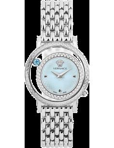 Chic Time | Montre Femme Versace Venus VDA030014 Argent  | Prix : 1,429.00