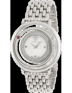 Chic Time | Montre Femme Versace Venus VFH060013 Argent  | Prix : 4,019.00