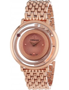 Chic Time | Montre Femme Versace Venus VFH050013 Or Rose  | Prix : 1,979.00