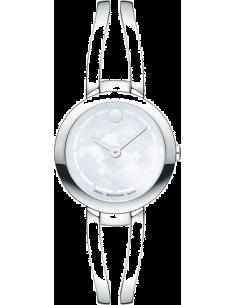 Chic Time | Montre Femme Movado 0606812 Argent  | Prix : 499,00€