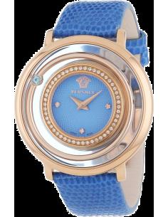 Chic Time | Montre Femme Versace Venus VFH070013 Bleu  | Prix : 4,019.00