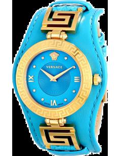 Chic Time | Montre Femme Versace VLA080014 Bleu  | Prix : 1,759.00