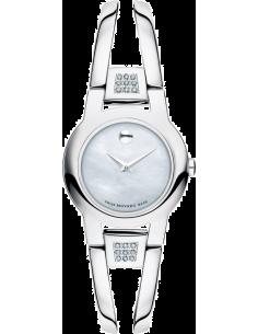 Chic Time | Montre Femme Movado 0606617 Argent  | Prix : 999,00€
