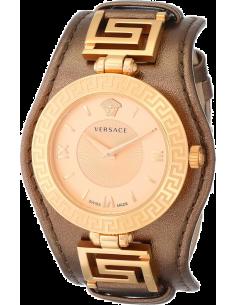 Chic Time | Montre Femme Versace VLA040014 Marron  | Prix : 1,429.00