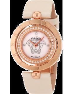 Chic Time | Montre Femme Versace 79Q81SD497S002 Beige  | Prix : 4,649.00