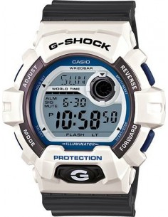 Chic Time | Montre Homme Casio G-Shock G-8900SC-7CR Gris  | Prix : 129,00 €