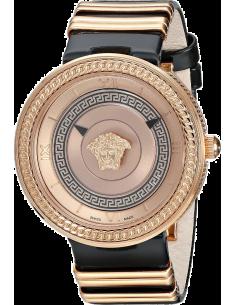 Chic Time | Montre Femme Versace VLC030014 Noir  | Prix : 1,709.00