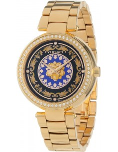 Chic Time | Montre Femme Versace Mystique VK6040013 Or  | Prix : 6,049.00