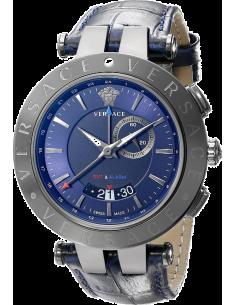 Chic Time | Montre Femme Versace V-Race 29G98D282S282 Bleu  | Prix : 1,869.00