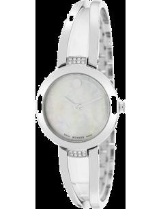 Chic Time | Montre Femme Movado 0606813 Argent  | Prix : 999,00€