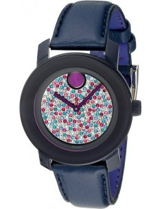 Chic Time | Montre Femme Movado Bold 3600263 Bleu  | Prix : 499,00€