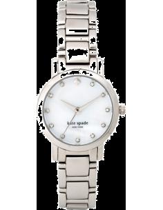 Chic Time | Montre Femme Kate Spade 1YRU0146 Argent  | Prix : 199,00€
